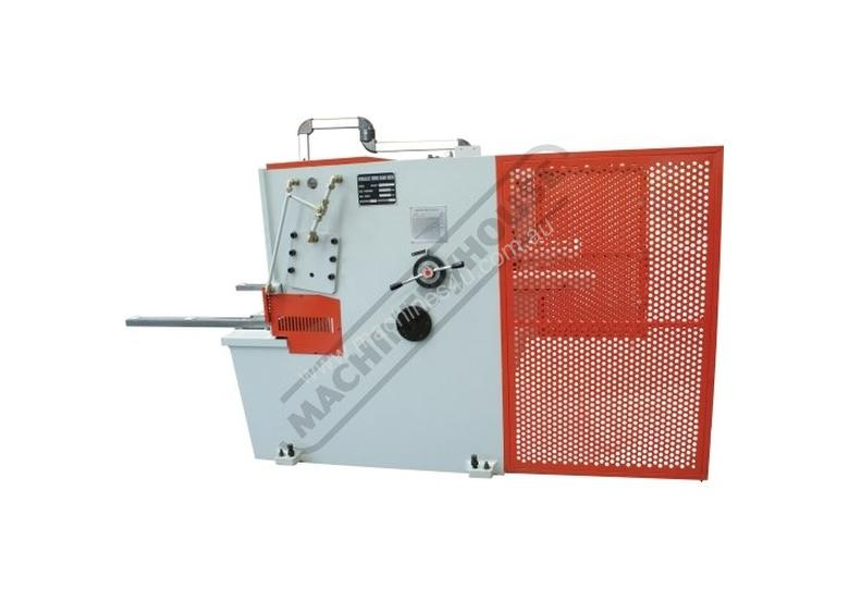 HG-2504 Hydraulic NC Guillotine 2500 x 4mm Mild Steel Shearing Capacity 1-Axis Ezy-Set NC-89 Control