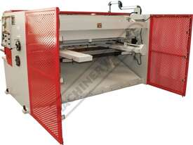 HG-2504 Hydraulic NC Guillotine 2500 x 4mm Mild Steel Shearing Capacity 1-Axis Ezy-Set NC-89 Control - picture5' - Click to enlarge