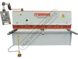 HG-2504 Hydraulic NC Swing Beam Guillotine - Deluxe 2500 x 4mm Mild Steel Shearing Capacity 1-Axis E - picture2' - Click to enlarge