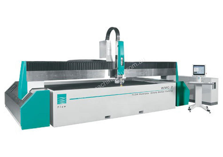 Flow WMC Flexible Waterjet Cutting Machine