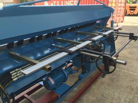 SM-FHPB2502 - 2500mm X 2.5mm Full Hydraulic - picture15' - Click to enlarge