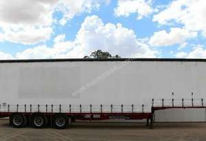 2003 MAXITRANS REFRIGERATED TRAILER