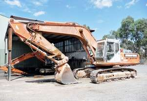 HITACHI EX350H-5 EXCAVATOR *WRECKING*