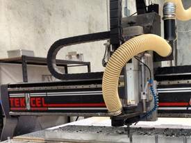 Tekcel Enduro 6.5 x 2m CNC Router -Australian Made - picture5' - Click to enlarge