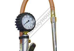 BMA1557 Tyre Inflator with Dial Gauge