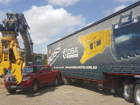 OSA RS SERIES DEMOLITION SHEARS - picture2' - Click to enlarge