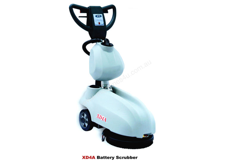 New tcs XD4A Mini Scrubber Commercial Floor Scrubber in