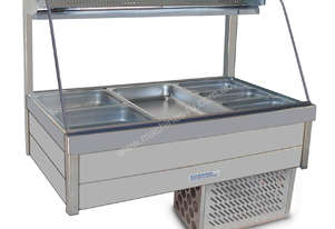 Roband CRX23RD Curved Glass Refrigerated Display