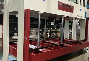 RHINO COLD PRESS 80T HYDRAULIC COLD PRESS 3250X1500