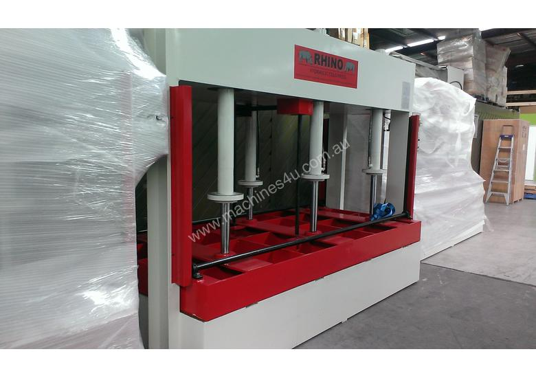HEAVY DUTY 80T HYDRAULIC COLD PRESS 3250X1500 *AVAILABLE NOW*