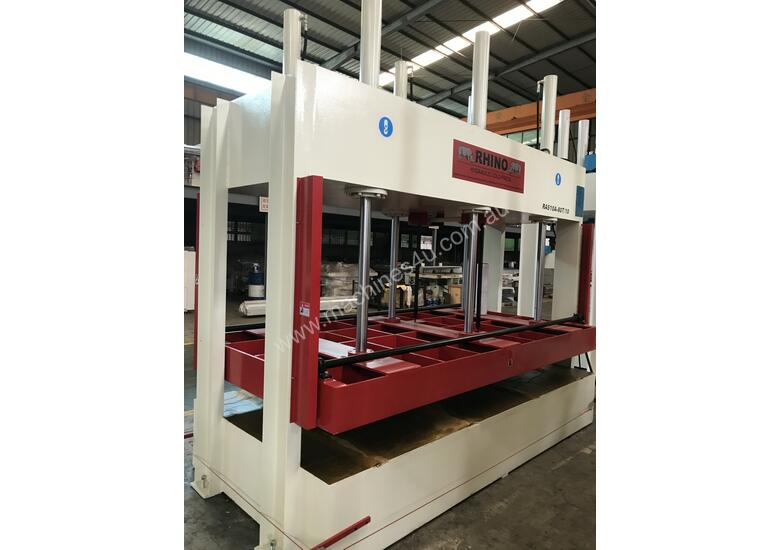 NEW 80T HYDRAULIC COLD PRESS 3250X1500 x 1000MM OPENING *INCOMING STOCK*