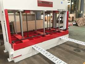 RHINO 80T HYDRAULIC COLD PRESS 3250 X 1500 x 1000MM OPENING *NOW IN STOCK* - picture1' - Click to enlarge