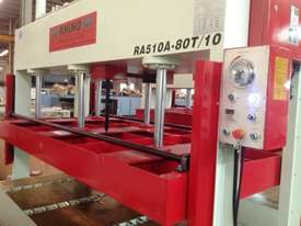 RHINO COLD PRESS 80T HYDRAULIC COLD PRESS 3250X1500 *SECURE NOW 4 PRE XMAS DELIVERY* - picture1' - Click to enlarge
