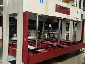RHINO COLD PRESS 80T HYDRAULIC COLD PRESS 3250X1500 *SECURE NOW 4 PRE XMAS DELIVERY* - picture0' - Click to enlarge