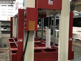 RHINO COLD PRESS 80T HYDRAULIC COLD PRESS 3250X1500 *SECURE NOW 4 PRE XMAS DELIVERY* - picture3' - Click to enlarge