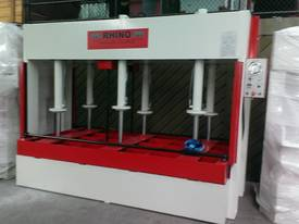 RHINO COLD PRESS 80T HYDRAULIC COLD PRESS 3250X1500 *SECURE NOW 4 PRE XMAS DELIVERY* - picture6' - Click to enlarge