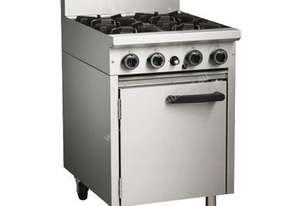 Cobra CR6D - 600mm Gas Ranges - Gas Static Oven Range