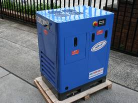 German Rotary Screw - 10hp /  7.5kW Air Compressor - picture11' - Click to enlarge