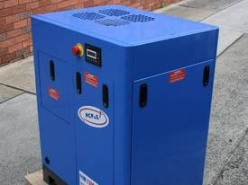 German Rotary Screw - 10hp /  7.5kW Air Compressor - picture5' - Click to enlarge