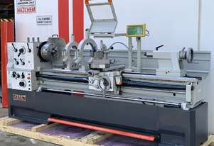 ASSET INDUSTRIAL - 460mm Swing, 1500mm Bed, 80mm BOre 2 Axis Digital REad Out & So Much More
