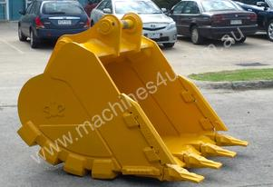 30 Tonne Quarry Bucket Excavator Attachment