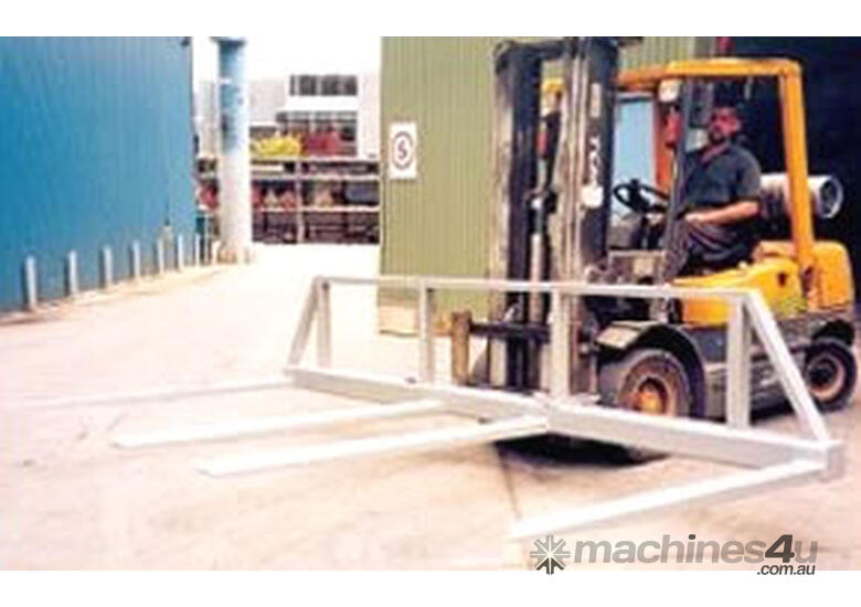 Forklift Spreader Bar : New or unknown ns fs lg forklift spreader bar in perth