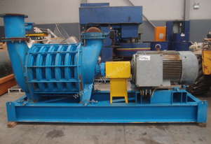 Multistage Centrifugal Blower.
