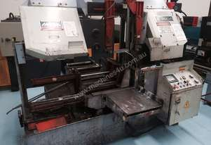 USED MEGA H-460GA AUTOMATIC BAND SAW