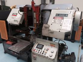 USED MEGA H-460GA AUTOMATIC BAND SAW - picture1' - Click to enlarge