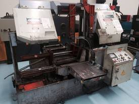 USED MEGA H-460GA AUTOMATIC BAND SAW - picture0' - Click to enlarge