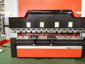 CMT HPR 100  TON | 3100MM CNC PRESS BRAKE - 7 AXIS | 3D CONTROLLER - picture2' - Click to enlarge