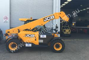JCB Telehandlers 2500kg lift cap /  6m Lift Height