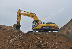 Unbelievable Price on 33.6 ton Yuchai Excavator