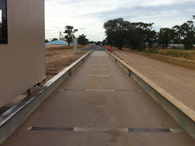 Weighbridge: Above Ground - Freight Weigh - picture2' - Click to enlarge