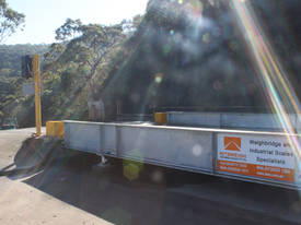 Weighbridge: Above Ground - Freight Weigh - picture5' - Click to enlarge