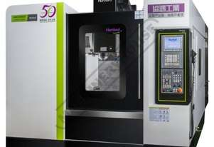 HCMC BT40 CNC Vertical Machining Centre Series Details
