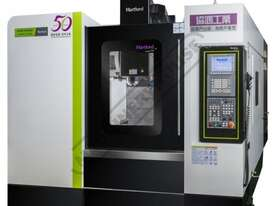 HCMC BT40 CNC Vertical Machining Centre Series Details - picture0' - Click to enlarge