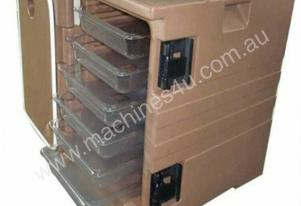 Insulated Front Loading Food Pan Carrier 90 Litres
