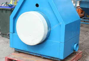 Sound proofed high pressure fan air pump 5.5kW Y13