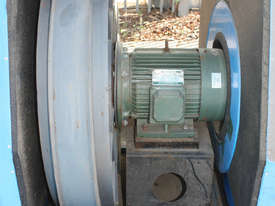 Sound proofed high pressure fan air pump 5.5kW Y13 - picture2' - Click to enlarge