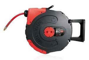 Pro Series Hose Reel Retractable 3/8