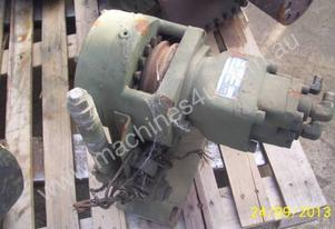 WINCH CABLE RUNNER HYDRAULIC