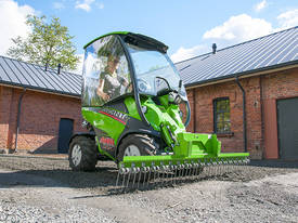 Avant Rake for Mini Loader - picture1' - Click to enlarge