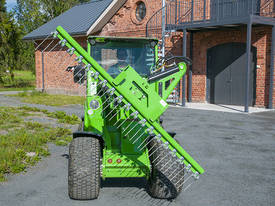 Avant Rake for Mini Loader - picture2' - Click to enlarge