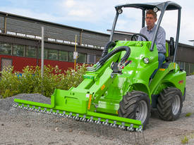 Avant Rake for Mini Loader - picture3' - Click to enlarge