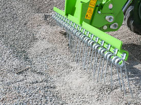 Avant Rake for Mini Loader - picture5' - Click to enlarge