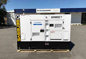 Generator 80 KVA Cummins Diesel 415V W / Stanford Alternator - 2 Years Warranty