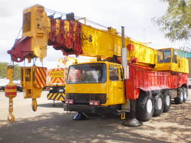 1988 PPM C1180 ALL TERRAIN CRANE - picture0' - Click to enlarge