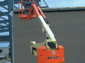 JLG E450AJ Electric Boom Lift