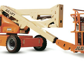 JLG E450AJ Electric Boom Lift - picture2' - Click to enlarge